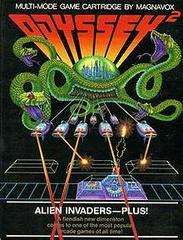 Alien Invaders-Plus! - Front | Alien Invaders-Plus! Magnavox Odyssey 2