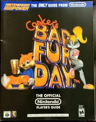 Conker's Bad Fur Day Player's Guide Strategy Guide Prices