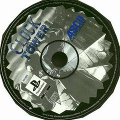Disc   Clock Tower Playstation