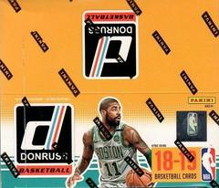 Retail Box Basketball Cards 2018 Panini Donruss Prices