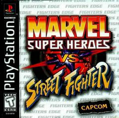 Marvel Super Heroes vs. Street Fighter Playstation Prices