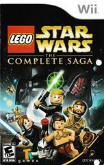 Manual - Front | LEGO Star Wars Complete Saga Wii