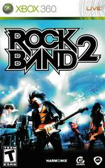 Manual - Front | Rock Band 2 (game only) Xbox 360