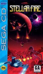 Stellar-Fire - Front / Manual | Stellar Fire Sega CD