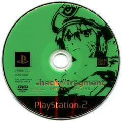 PS2 DVD Disc | .hack Fragment JP Playstation 2