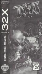 Tempo - Manual | Tempo Sega 32X