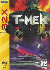 T-Mek - Front | T-Mek Sega 32X