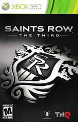 Manual - Front | Saints Row: The Third Xbox 360