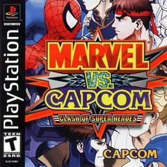 Marvel vs. Capcom Clash of Super Heroes Playstation Prices