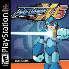 Mega Man X6 Playstation Prices