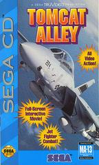 Tomcat Alley - Front / Manual | Tomcat Alley Sega CD