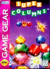 Front Cover | Super Columns Sega Game Gear