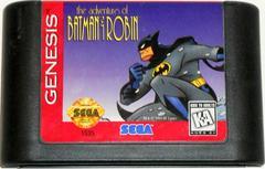 Adventures Of Batman And Robin - Cartridge | Adventures of Batman and Robin Sega Genesis