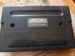 Cartridge (Reverse) | Mortal Kombat Sega Genesis