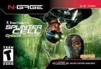 Splinter Cell Chaos Theory N-Gage Prices