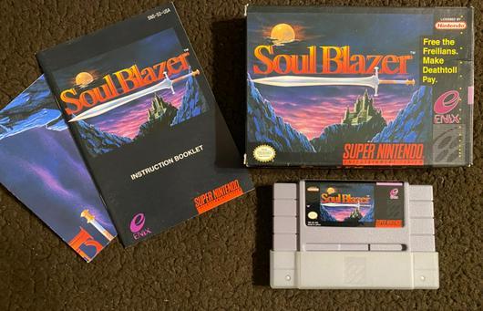 Soul Blazer photo