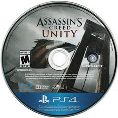 Game Disc | Assassin's Creed: Unity [Limited Edition] Playstation 4
