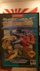 Box Art Front | Street Fighter II Special Champion Edition Sega Genesis