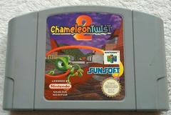 Cartridge | Chameleon Twist 2 Nintendo 64