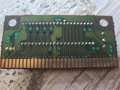 Circuit Board (Reverse) | Dune The Battle for Arrakis Sega Genesis