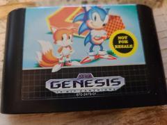 Cartridge (Front) | Sonic the Hedgehog 2 [Not for Resale] Sega Genesis
