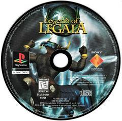 Game Disc | Legend of Legaia Playstation