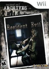 Front Cover | Resident Evil Archives: Resident Evil Wii