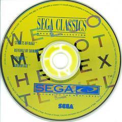 Sega Classics Arcade Collection - Disc | Sega Classics Arcade Collection Sega CD