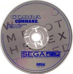Cobra Command - Disc | Cobra Command Sega CD