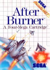 After Burner PAL Sega Master System Prices
