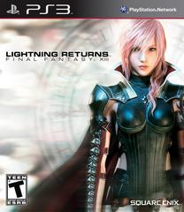 Front Cover | Lightning Returns: Final Fantasy XIII Playstation 3