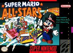 Super Mario All-Stars Super Nintendo Prices