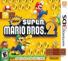 Front Cover | New Super Mario Bros. 2 Nintendo 3DS