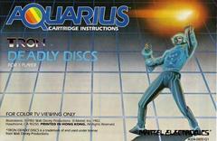 Tron Deadly Discs Mattel Aquarius Prices