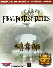 Final Fantasy Tactics [Prima] Strategy Guide Prices