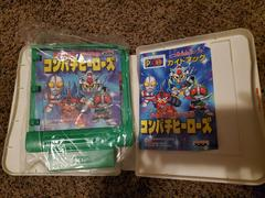 Cart And Manual | Conpachi Heroes Great Battle Kids JP Sega Pico