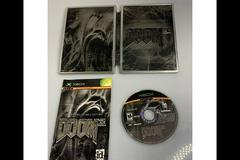 Collectors Edition Contents   Doom 3 [Collector's Edition] Xbox
