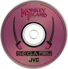 The Secret Of Monkey Island - Disc | The Secret of Monkey Island Sega CD