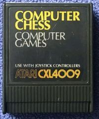 Cartridge | Computer Chess Atari 400