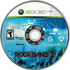 Game Disc | Rock Band 2 (game only) Xbox 360