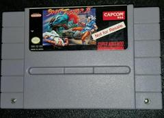 Street Fighter NFR | Street Fighter II [Not for Resale] Super Nintendo