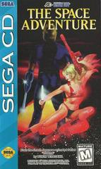 The Space Adventure - Front / Manual | The Space Adventure Sega CD