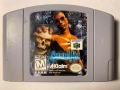 Cartridge  | Shadow Man Nintendo 64