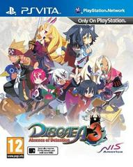 Disgaea 3: Absence of Detention PAL Playstation Vita Prices