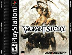 Front Of Case | Vagrant Story Playstation