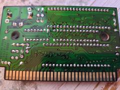 Circuit Board (Reverse) | Phantasy Star II Sega Genesis