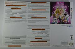 Front Side Of Manual | Barbie: Groom and Glam Pups Nintendo 3DS
