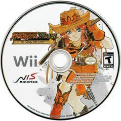 Game Disc | Sakura Wars: So Long, My Love Wii