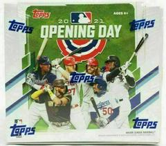Hobby Box Baseball Cards 2021 Topps Opening Day Prices