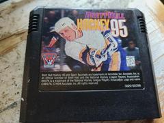Cartridge (Front) | Brett Hull Hockey 95 Sega Genesis